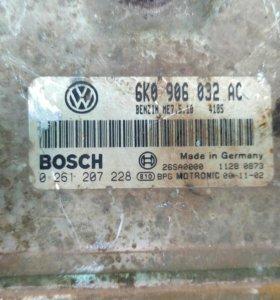 ЭБУ на VW ,SEAT 1.4 AUD,AKK,ANW