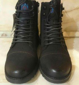 Ботинки мужские,40,зимние