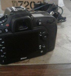 Фотоаппарат Nikon D7200