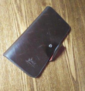 Клатч портмоне визитница мужской женский кошелек