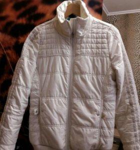 Куртка демисезонная адидас