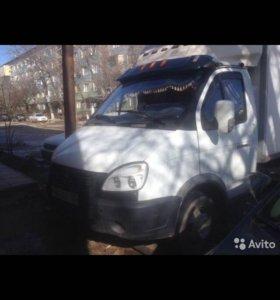 Газель 2007 2.4. М.Т фургон
