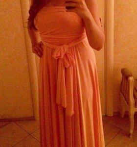 СРОЧНО!платье трансфомер
