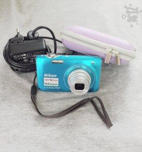 Фотоаппарат Nikon S3100