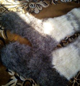 Носки шерстяные пояс из собачьего Пуха