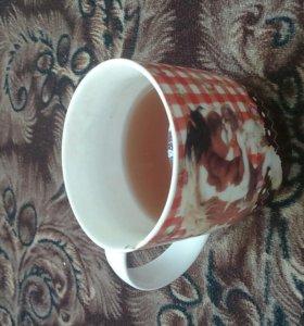 Кружка чаю-угощаяю😀😂