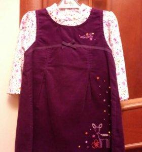 Платье и штанишки LeBe