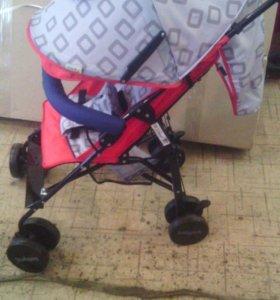 коляска прогулочная денди