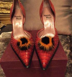 Женские туфли новые!