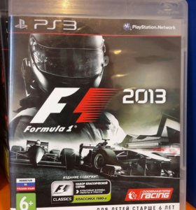 Formula 1 F1 2013 Fifa 17 PS3 Sony Playstation 3