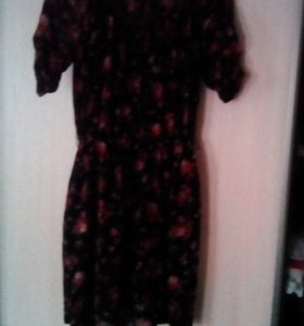 Лёгкое платье-туника