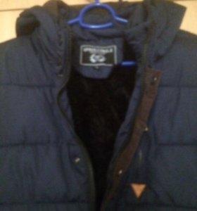 Мужская куртка новая р.44