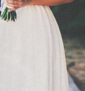 платье выпускное или свадебное