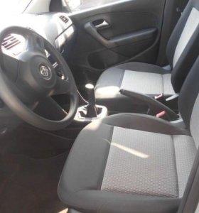 Кресла на Volkswagen polo sedan