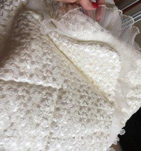 Конверт одеяло на выписку