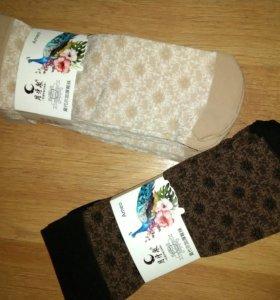 Носки прочный капрон
