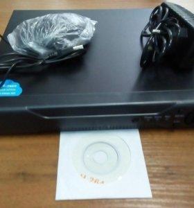 8 и канальный гибридный видеорегистратор
