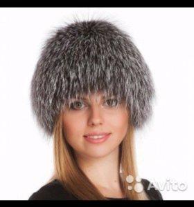 Меховая шапка (песец)