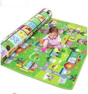 Двусторонние моющиеся коврики, игровой