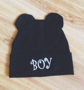 Шапочка для мальчика