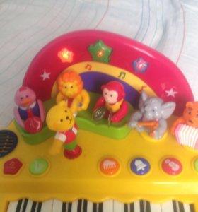 Детская пианино