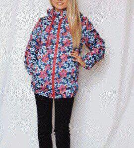 Демисезонная куртка для беременной