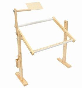 Деревянная рамка для рукоделия