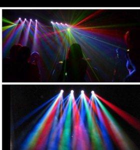 Световой прибор Involight LED RX350LED