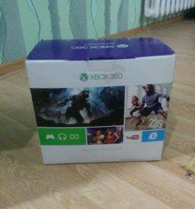 Xbox360 E 250гб Прошита.
