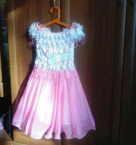 Платье нарядное прокат