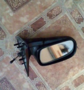 Зеркало заднего вида левое дэо нексия