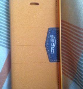 Чехол на iPhone 5 новый!
