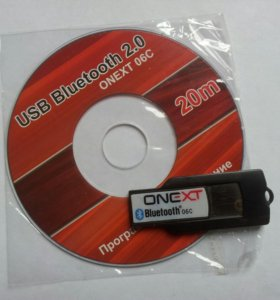 USB Bluetooth 2.0 ONEXT 06C