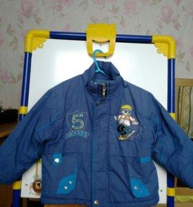 Куртка осень 2- 3года