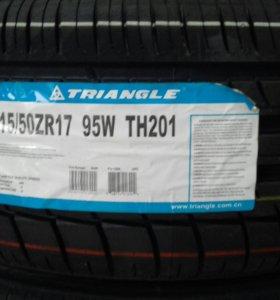 Летние шины Triangle 215/50ZR17 TH201
