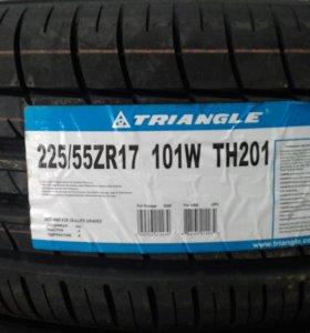 Летние шины Triangle 225/55ZR17 TH201