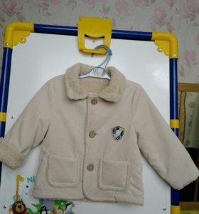 Пиджак на маличика 1год