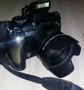 Фотокамера Canon PowerShot SX20 IS