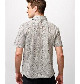 Новая стильная рубашка S