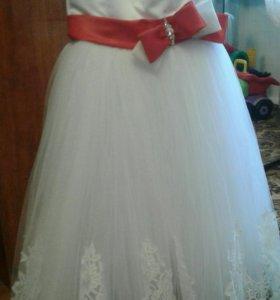 Платье на выпускной или на другой любой праздник