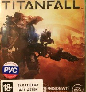 TITANFALL Xbox One (новый, запечатанный)