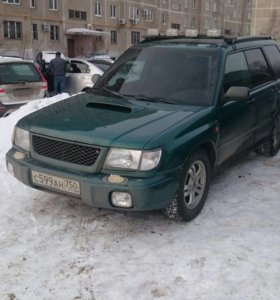 Subaru Forester sf 5