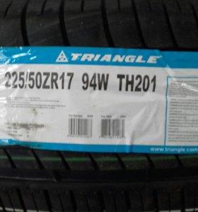 Летние шины Triangle 225/50ZR17 TH201
