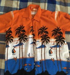 Рубашка мужская паплин 52-54