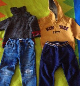 Одежда 86-92 мальчику
