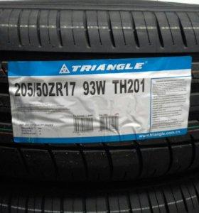 Летние шины Triangle 205/50ZR17 TH201