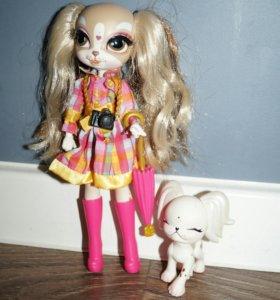 Кукла-собака