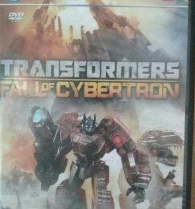Игра Transformers fall of cybetron Аренда
