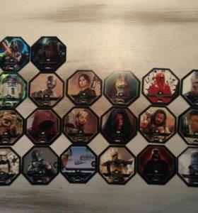Карточки звёздых войн