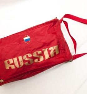 Комплект FORWARD спортивная сумка с кошельком